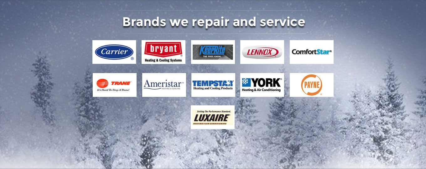 Brand We Repair & Service at H&C