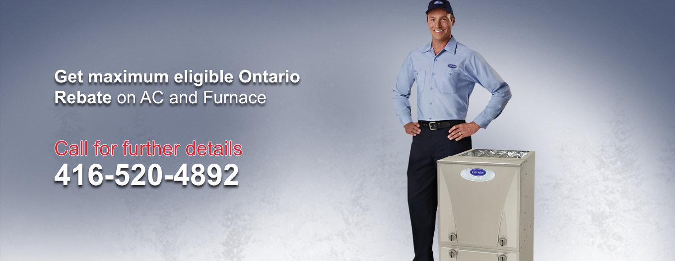 Furnace Sales & Service in Toronto
