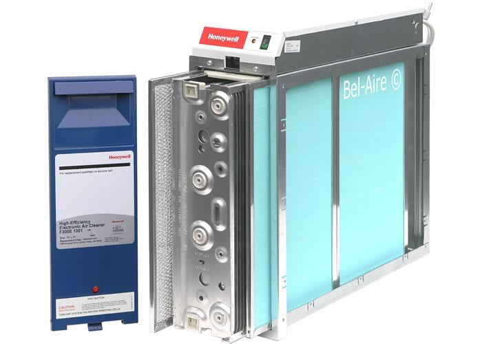 Honeywell 1400 Cfm Electronic Air Cleaner