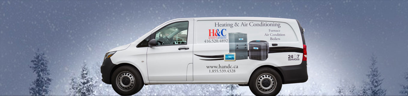 Heating & Cooling Service in Mississauga